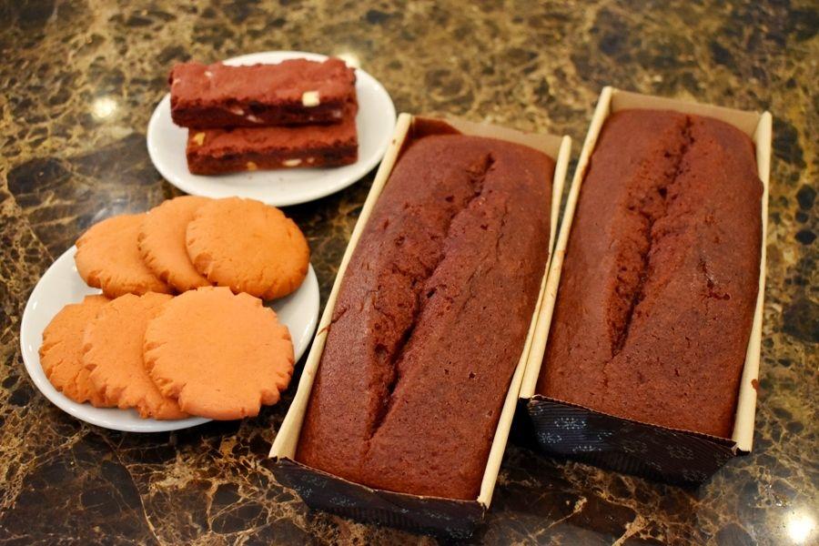 Cake, μπισκότα και μπάρες δημητριακών: Αυτές οι Red Velvet επιλογές του «Άκουρου» θα σε ενθουσιάσουν