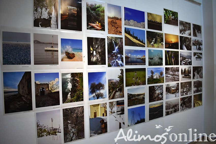 Τι θα έλεγες για μία φωτογραφική βόλτα στον Άλιμο και σε στιγμές της καθημερινότητας;