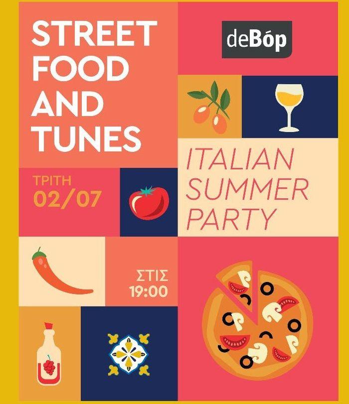 Το Street Food and Tunes «κατεβαίνει» στα Νότια