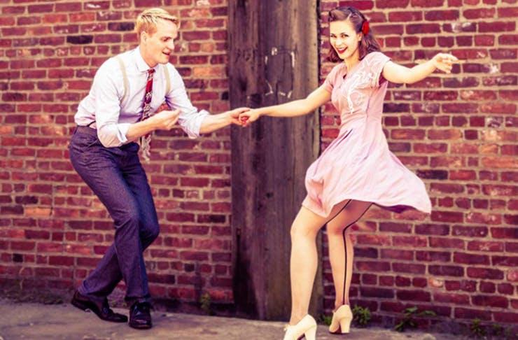 Το Social Ballroom επιστρέφει στο ΚΠΙΣΝ με μια βραδιά αφιερωμένη στο swing