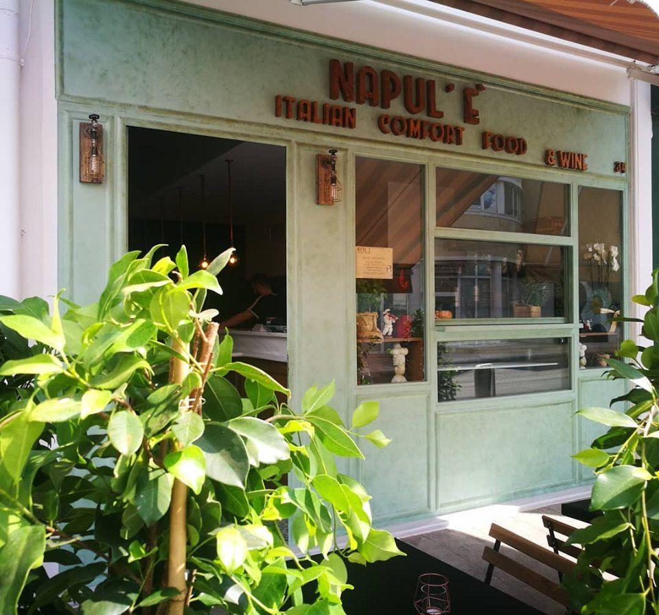 H Μάγκυ του Master Chef άνοιξε ιταλική τρατορία στα Νότια Προάστια