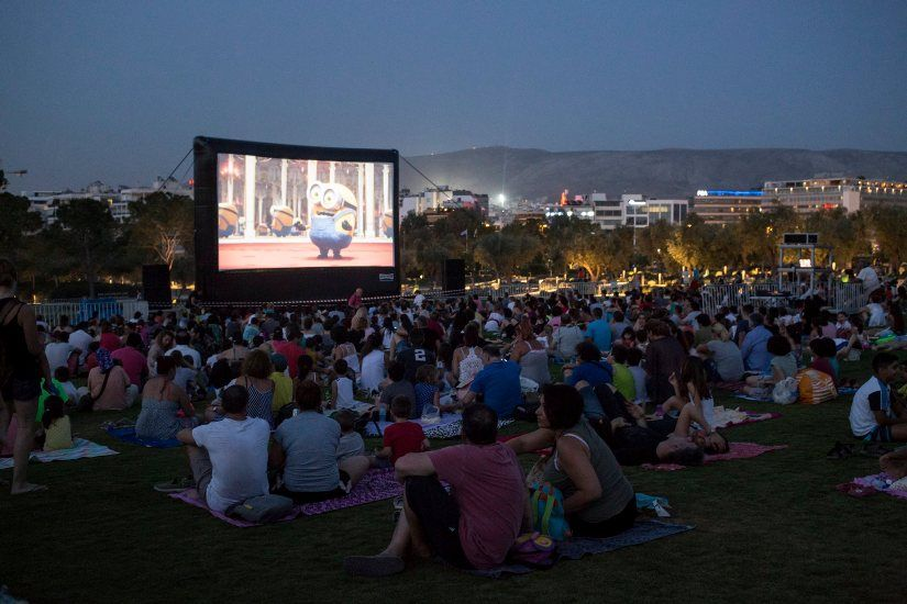 Park your Cinema Ιουλίου: Θερινό σινεμά για μεγάλους και μικρούς στο Ξέφωτο του ΚΠΙΣΝ