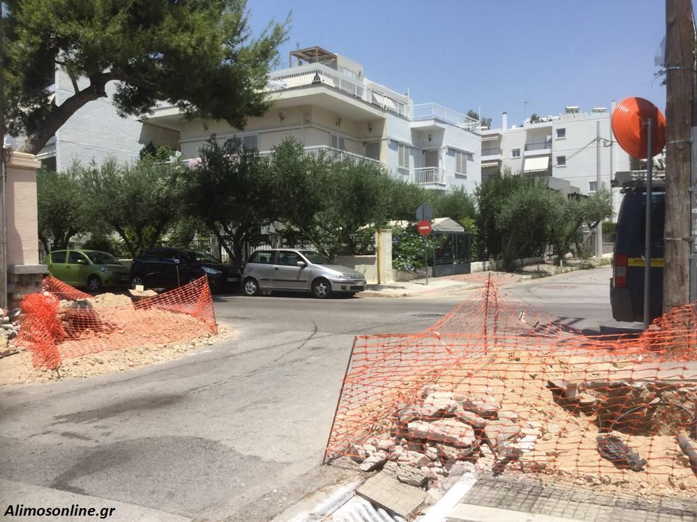 Βλάβη στο δίκτυο του ΟΤΕ – Χωρίς τηλέφωνο αρκετά σπίτια του Καλαμακίου