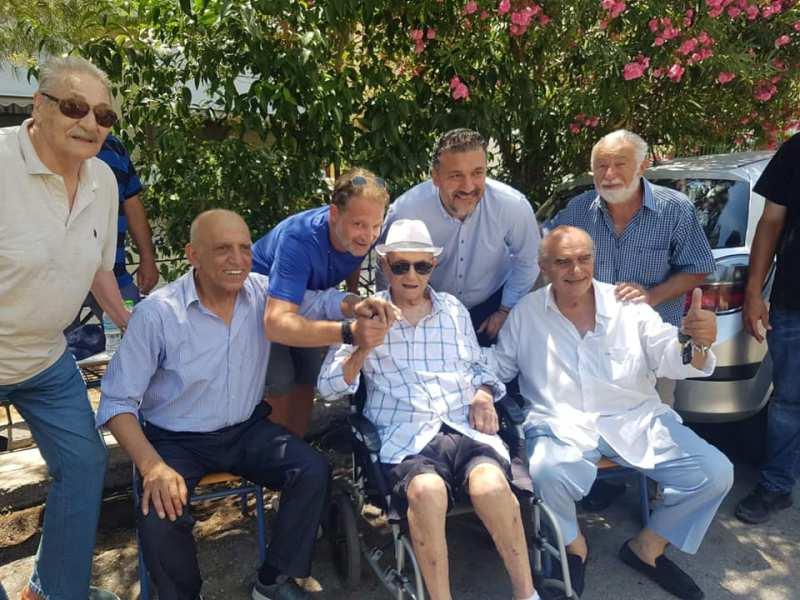 Παλαιό Φάληρο: Ο γηραιότερος ψηφοφόρος είναι 102 ετών