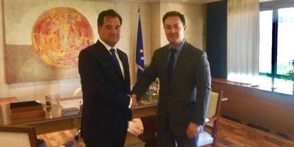 Το πρώτο υπουργικό ραντεβού Γεωργιάδη είναι για την επένδυση στο Ελληνικό
