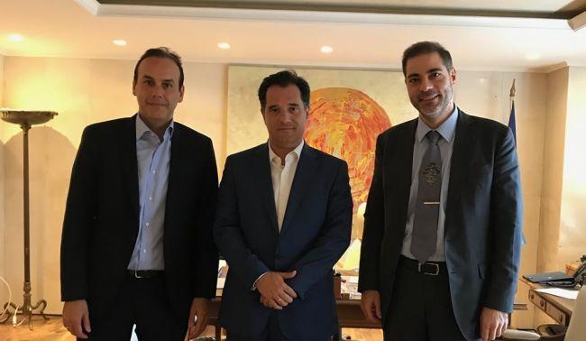 Συνάντηση για την επιτάχυνση της επένδυσης στο Ελληνικό