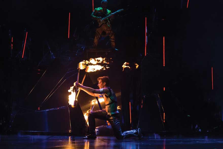 Ακυρώνει τις παραστάσεις του στο Ελληνικό το «BAZZAR» του Cirque du Soleil