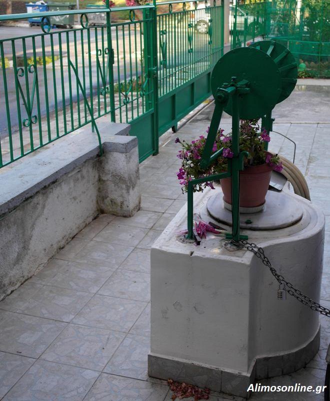 Τα πηγάδια του Καλαμακίου χρησίμευαν για άντληση νερού, ως ψυγείο, αλλά και ως μαντείο
