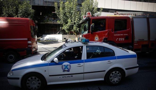 Τροχαίο ατύχημα με δύο τραυματίες έγινε τα ξημερώματα στη λεωφόρο Ποσειδώνος