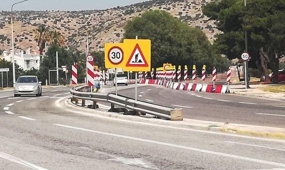 Λ. Αθηνών – Σουνίου: Άνοιξε για να ξανακλείσει μετά από μερικές ημέρες