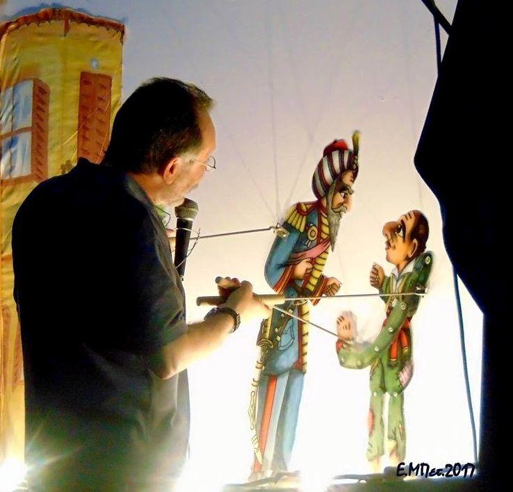 Ο Καραγκιόζης στο ΚΠΙΣΝ: Περισσότερες παραστάσεις τον Αύγουστο για μικρούς και μεγάλους