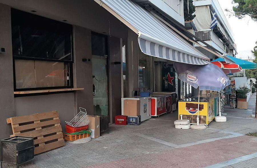 Νέο cafe ετοιμάζεται στο Καλαμάκι