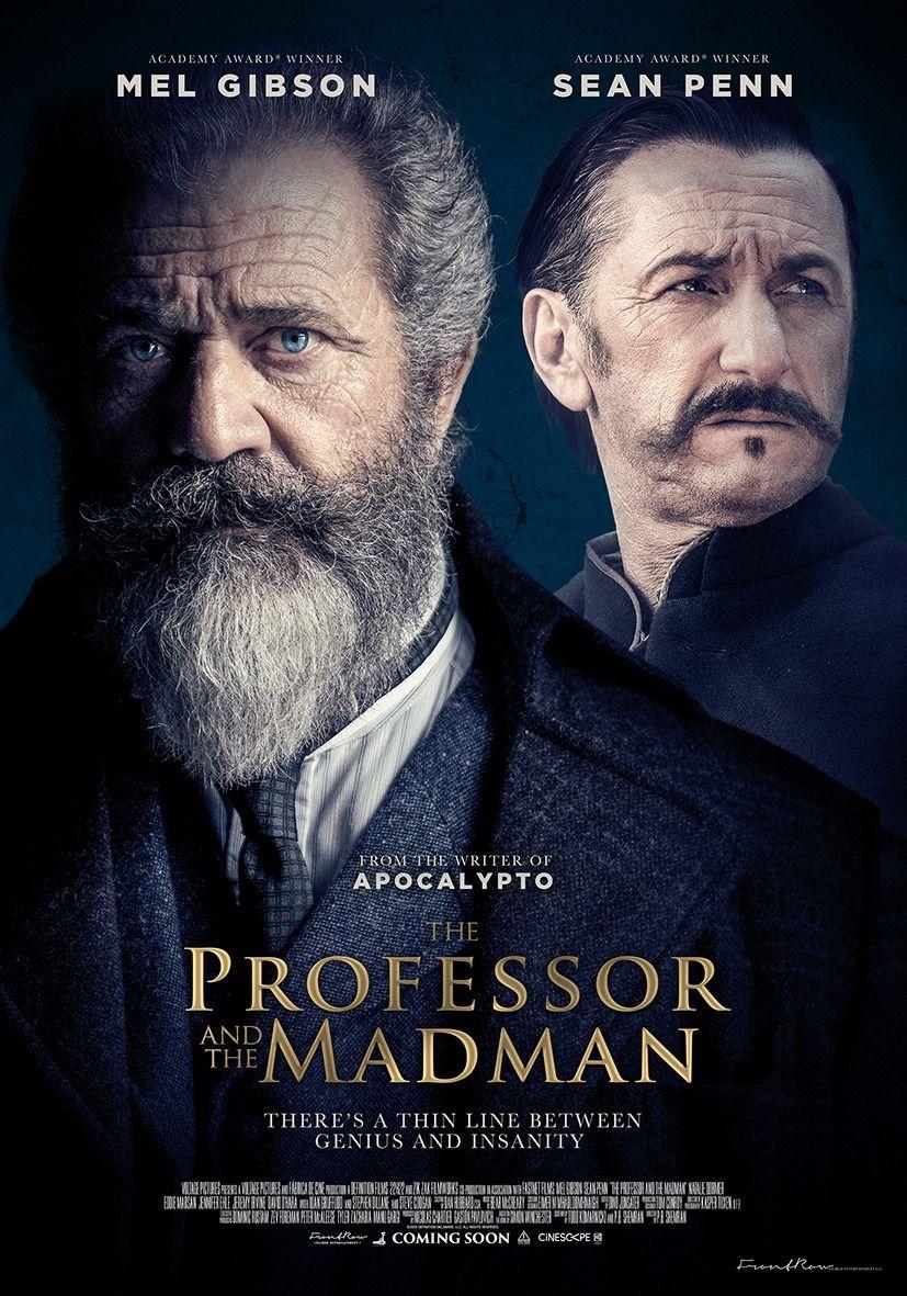 «Ο καθηγητής και ο τρελός», έως και την Κυριακή στο Cine Άλιμος