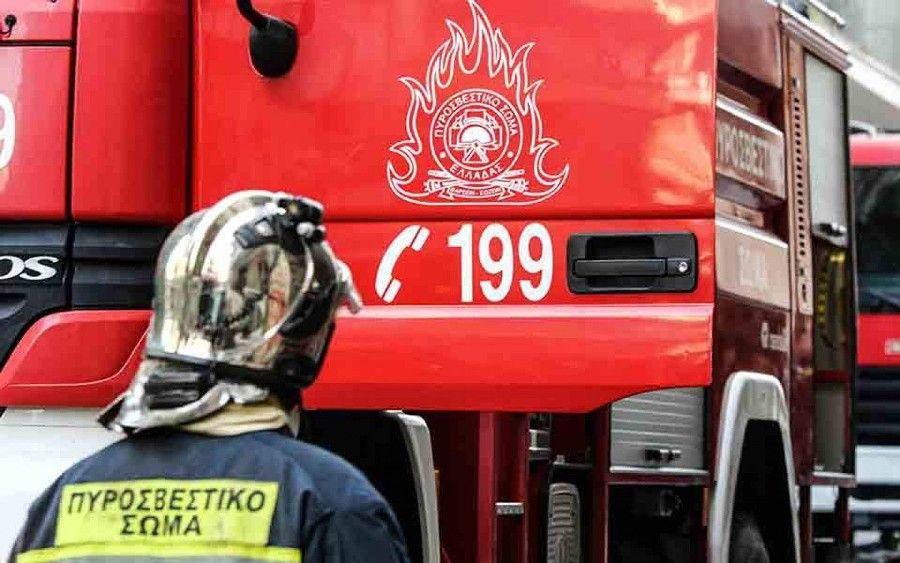 Μεγάλος ο κίνδυνος πυρκαγιάς μέχρι και τη Δευτέρα