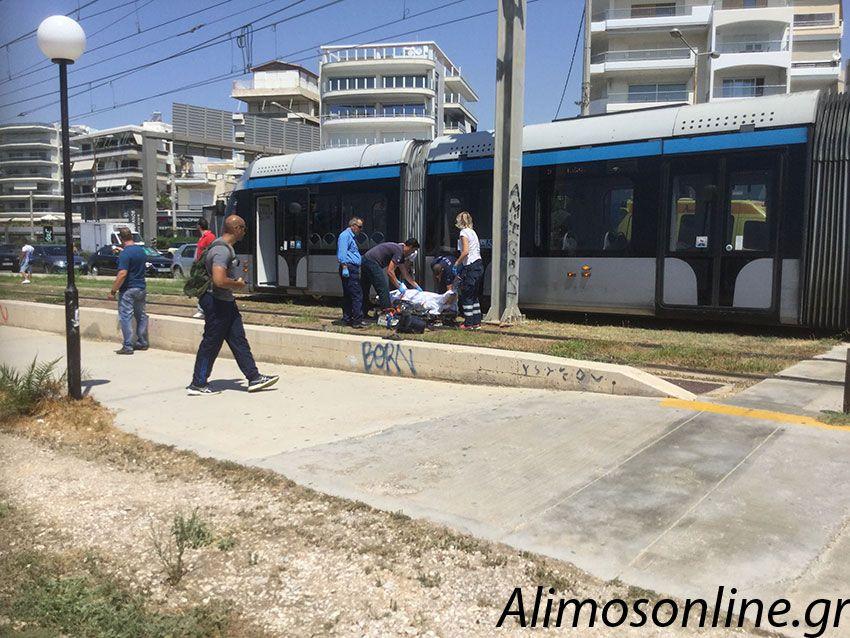 Άλιμος: Το τραμ παρέσυρε και σκότωσε ηλικιωμένο