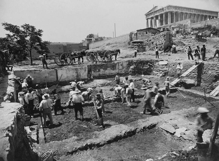Η ιστορία πίσω από την ανασκαφή στην Αρχαία Αγορά