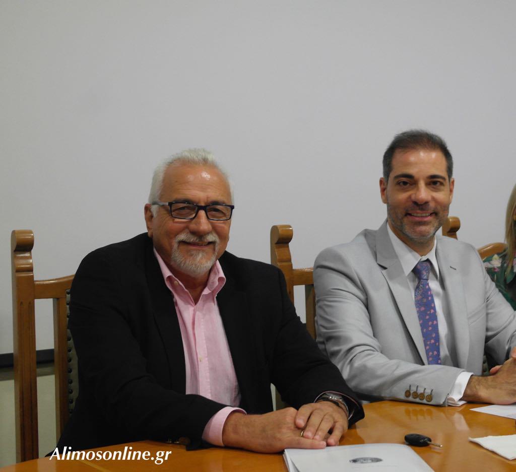 Νέος Πρόεδρος του Δημοτικού Συμβουλίου εξελέγη ο Στέφανος Διαμαντής