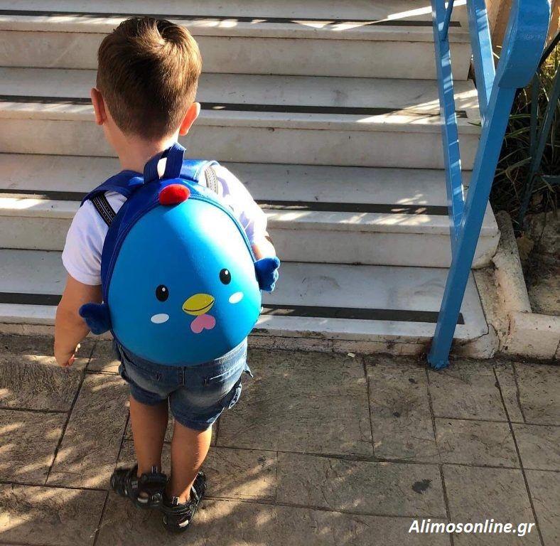 Πρώτη ημέρα λειτουργίας των Παιδικών Σταθμών Αλίμου