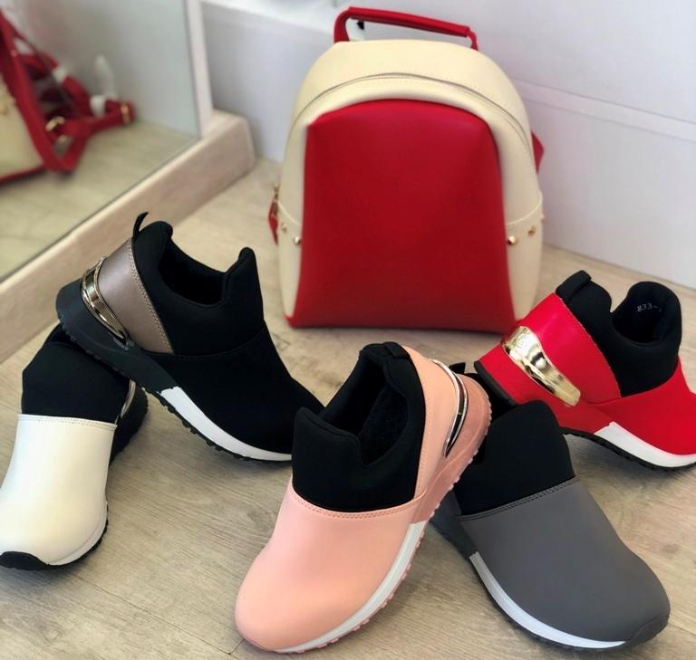Τα πιο ωραία και άνετα sneakers της σεζόν θα τα βρεις στο «Konstantinou Shoes»