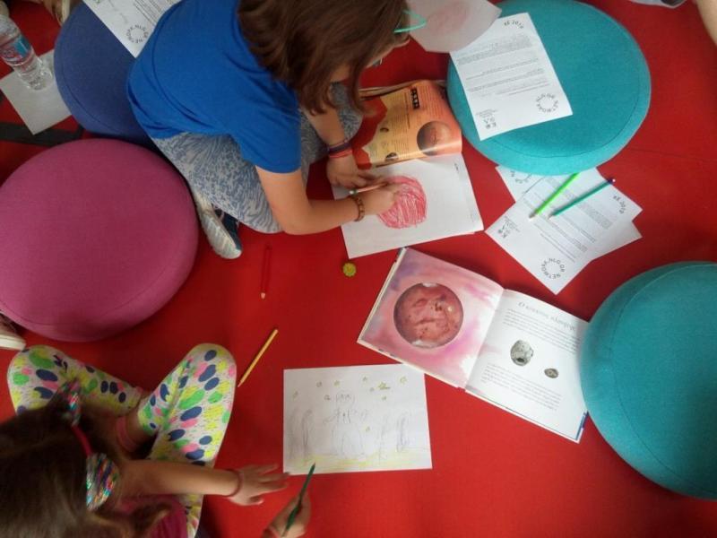 «Για φαντάσου… να εξερευνήσουμε τον Πλανήτη Άρη», εκδήλωση για παιδιά στη Δημοτική Βιβλιοθήκη Αλίμου
