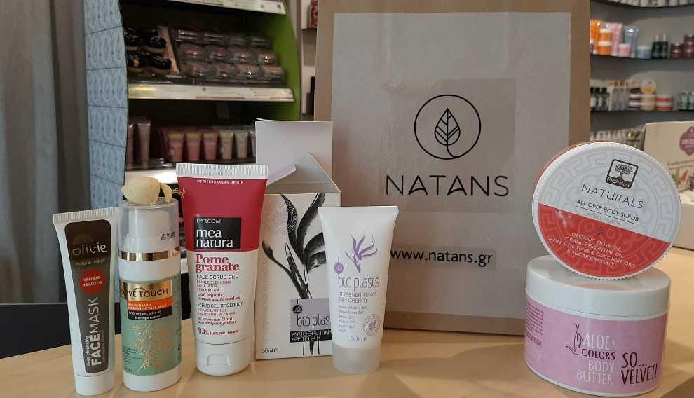 Natans: Η φυσική πρόταση για την 'μετά τις διακοπές' περιποίηση της επιδερμίδας