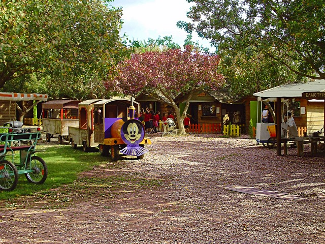 Η Ζωή είναι Ωραία: Εκπαιδευτική εκδρομή στο πολιτιστικό πάρκο Κερατέας, με ειδική τιμή για τους Αλιμιώτες και τις Αλιμιώτισσες