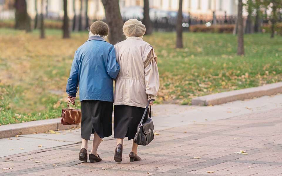 'Αγριος καβγάς ηλικιωμένων στον Άλιμο - 81χρονη έστειλε στο νοσοκομείο 95χρονη