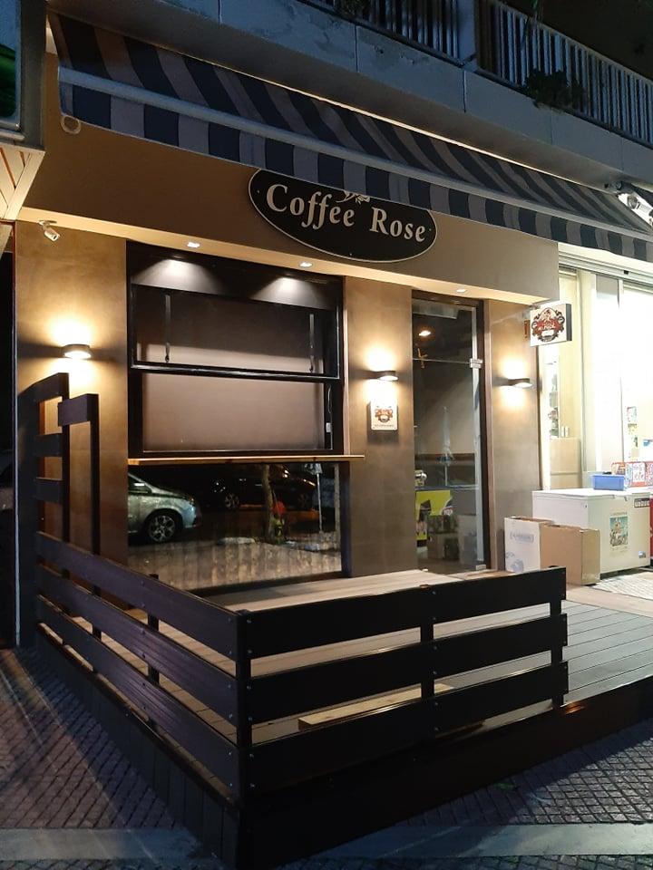 Το «Coffee Rose» ανοίγει σύντομα στο Καλαμάκι