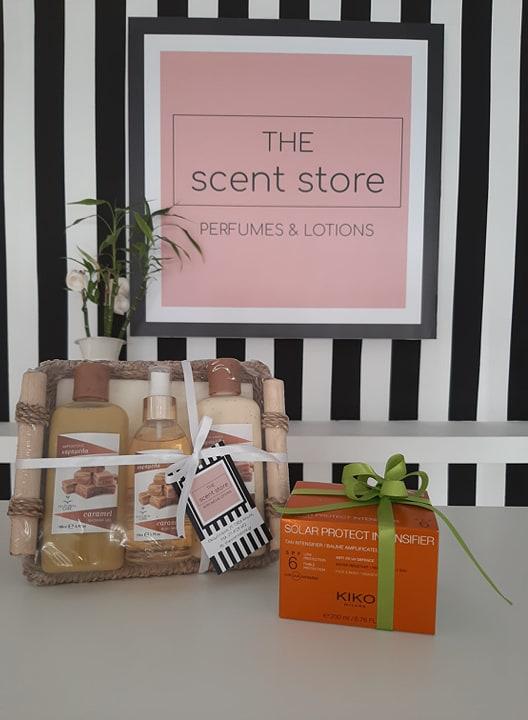 Η νικήτρια του διαγωνισμού για το σετ περιποίησης και την αντιηλιακή κρέμα από το «The Scent Store»