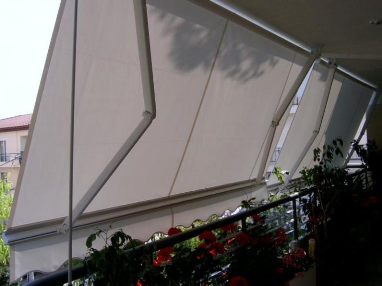 Συστήματα σκίασης εξωτερικού χώρου από την «Πα Τεντοτεχνική»