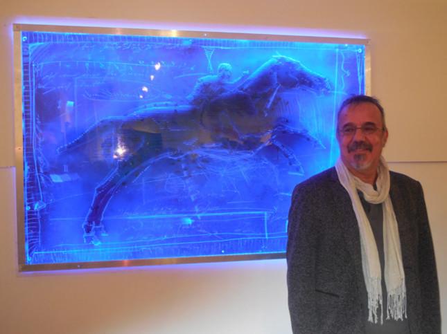 Mε 'Αλιμιώτικο αέρα' το φετινό Art Athina 2019: O Χρήστος Αντωναρόπουλος στο μεγαλύτερο art fair της Αθήνας