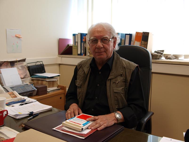 O Ηλίας Μαριολάκος στο Ανοιχτό Πανεπιστήμιο Αλίμου