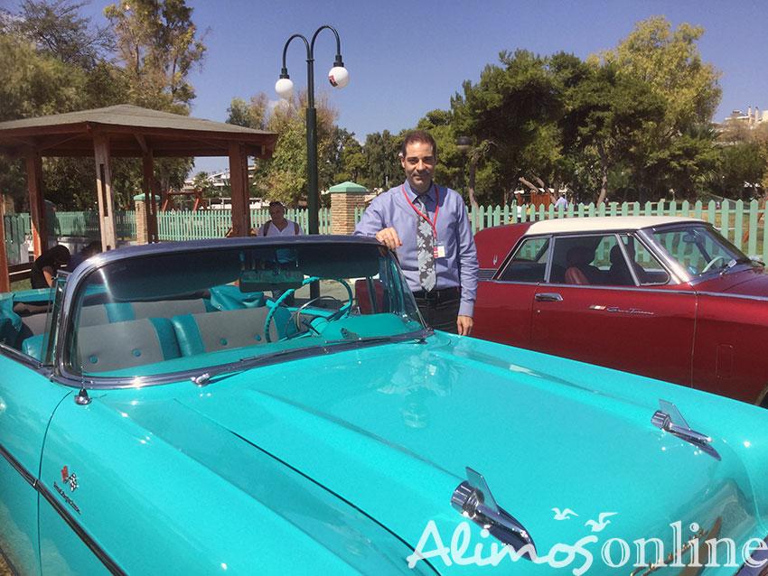 «1o Alimos Classic Car Sunday»: H ιδέα μετουσιώνεται σε θεσμό