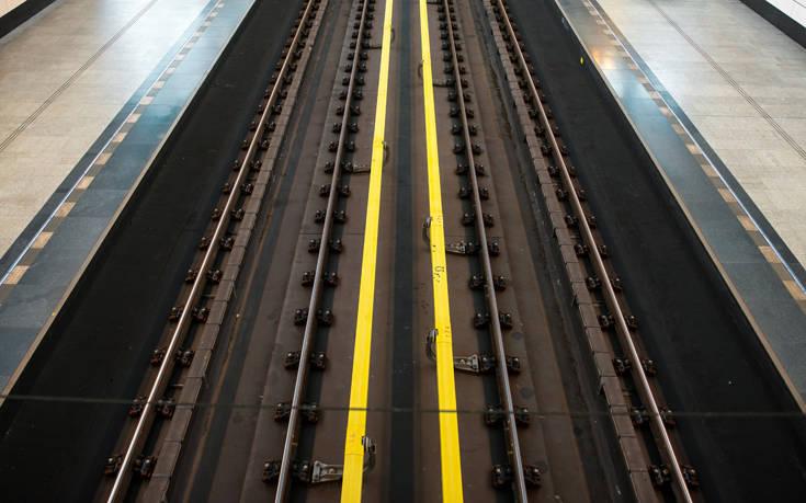Συναγερμός στο Μετρό στον Άγιο Δημήτριο: Άνδρας έπεσε στις ράγες