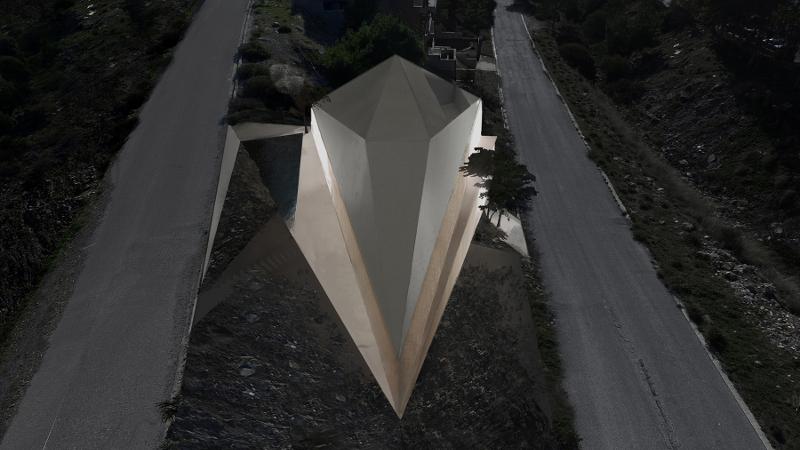 Diamond House: Το νέο κτίριο «διαμάντι» των Νοτίων Προαστίων