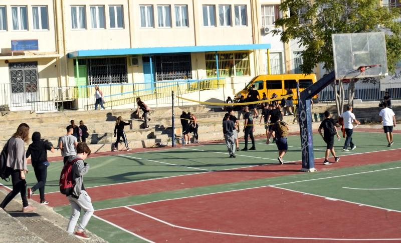 Το ΕΠΑΛ Αλίμου τίμησε την Πανελλήνια Ημέρα Σχολικού Αθλητισμού