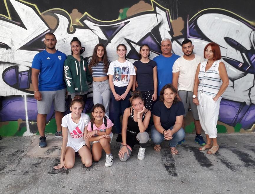 Θουκυδίδειος Γυμναστικός Σύλλογος: Η χρυσή ομάδα