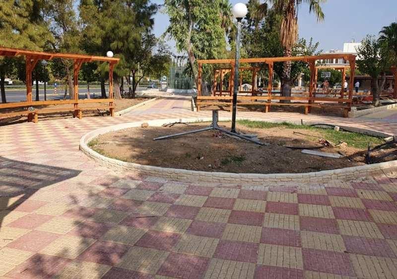 Ελληνικό – Αργυρούπολη: Εργασίες ανάπλασης της πλατείας στο Μετρό «Αργυρούπολη»