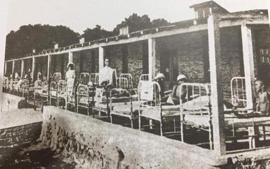 Τότε που το Ασκληπιείο Βούλας λειτουργούσε ως Σανατόριο