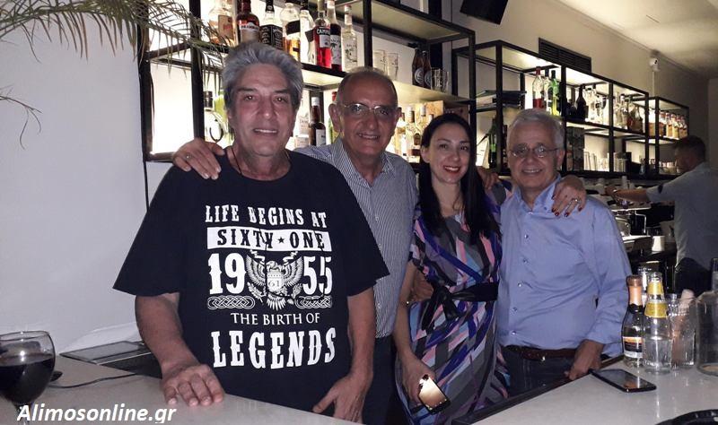 Oι τρεις παραγωγοί του Alimos Web Radio «τα έδωσαν όλα» χθες στο Premier