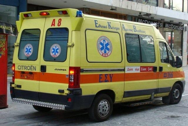 Ηλιούπολη: Οδηγός καταπλακώθηκε από το φορτηγό του
