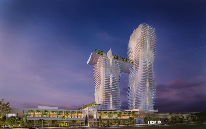 Καζίνο στο Ελληνικό: Αυτή είναι η πρόταση της Mohegan - Επιβλητικό κτίριο εμπνευσμένο από τη μορφή Καρυάτιδας