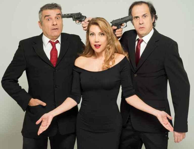 Αργυρούπολη: Δωρεάν θεατρική παράσταση «Τρεις φόνοι… καμία κηδεία»