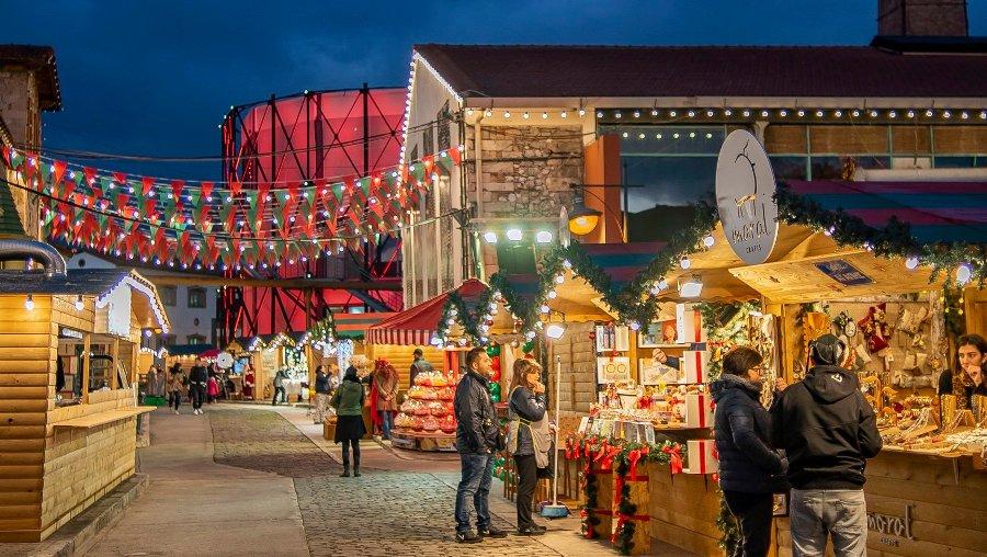 30 Νοεμβρίου ανοίγει τις πόρτες του το «The Christmas Factory» στην Τεχνόπολη