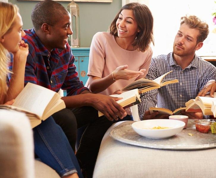 Όταν η λογοτεχνία συναντά την αυτογνωσία: Ένα ξεχωριστό book club ξεκινά στον Άγιο Δημήτριο