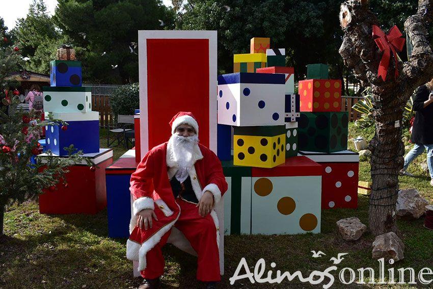 Με πολλές ωραίες εκπλήξεις οι φετινές χριστουγεννιάτικες εκδηλώσεις του Δήμου Αλίμου