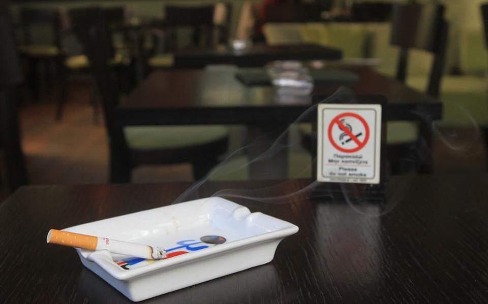Αντικαπνιστικός νόμος: Τρία πρόστιμα στη Νέα Σμύρνη