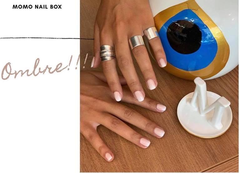 Στο «Momo nail box» θα κάνεις ένα υπέροχο ombre