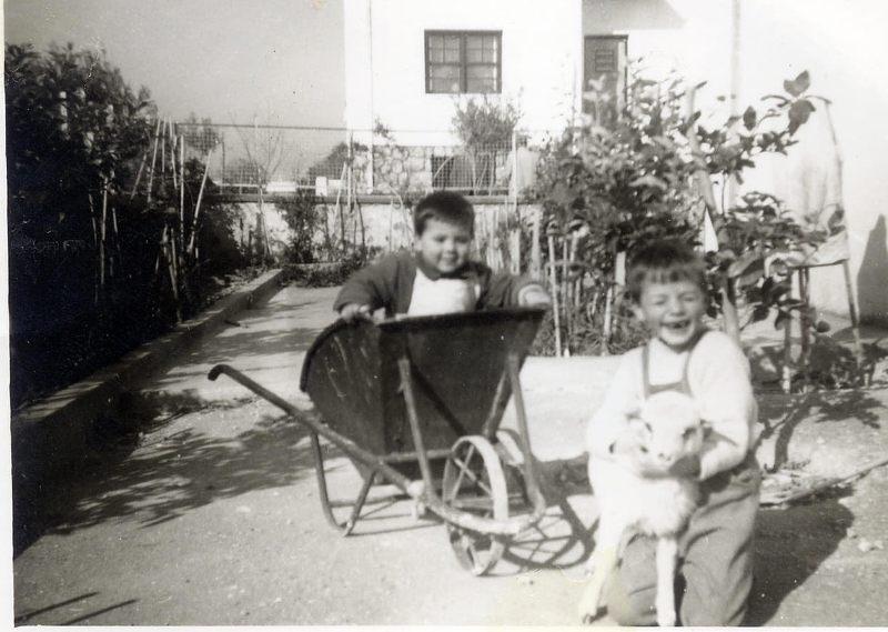 Kάποτε στο Καλαμάκι του 1958