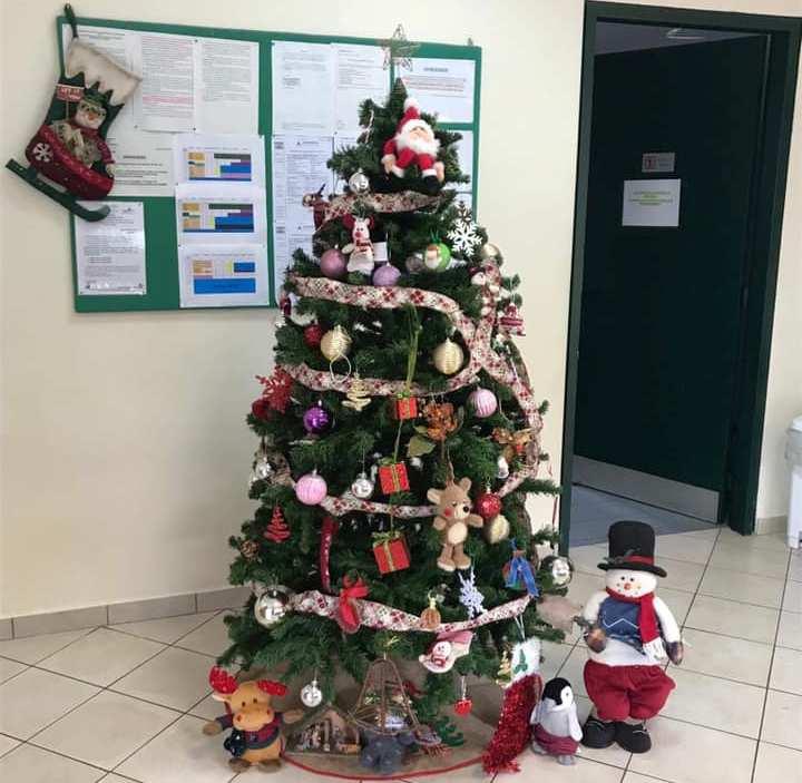 Το Δημοτικό Κολυμβητήριο Αλίμου έβαλε τα γιορτινά του